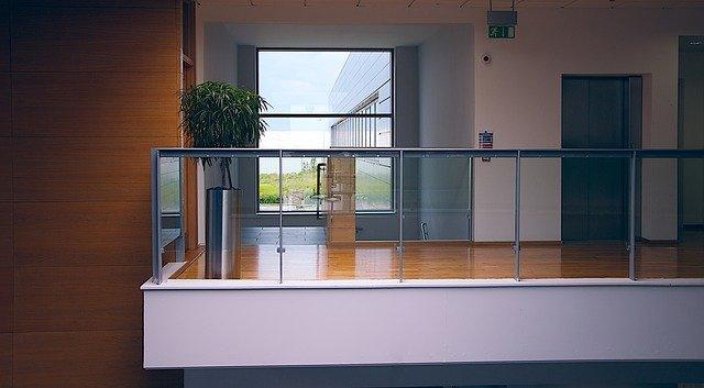 moderní kancelářské prostory