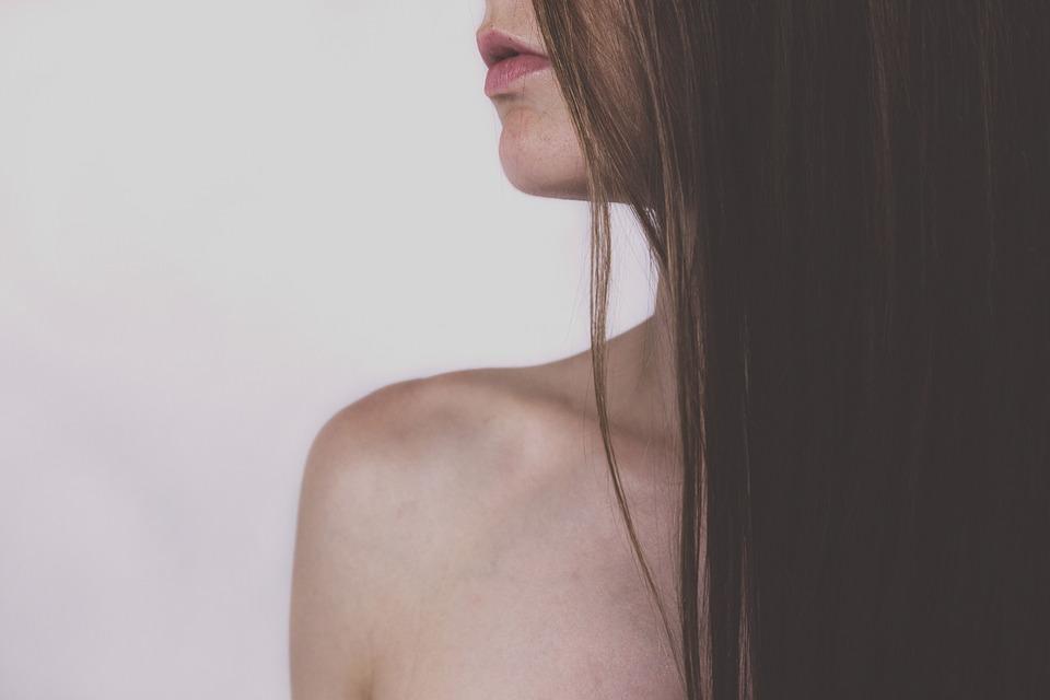 modelka, žena
