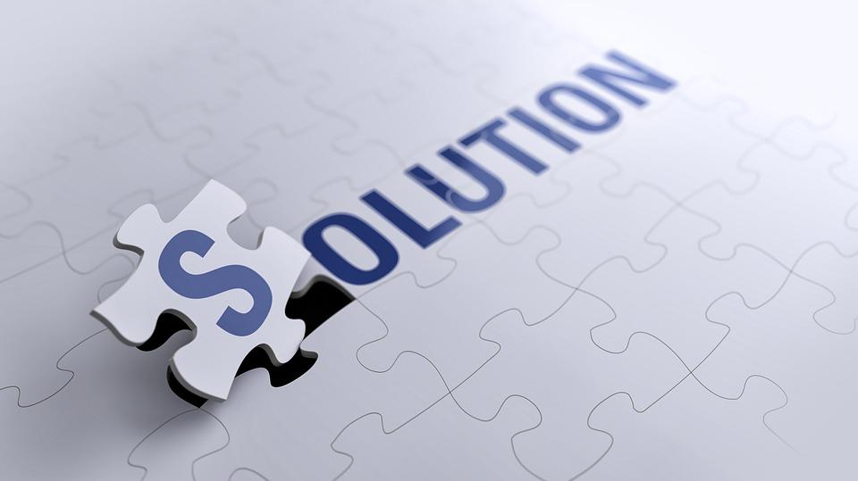 riešenie, puzzle